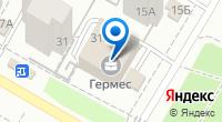 Компания Флария на карте