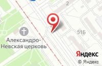Схема проезда до компании Шиномонтажная мастерская в Волжском