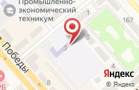Схема проезда до компании ГИБДД Г.КОТОВО в Котово