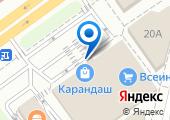 Рекламир на карте