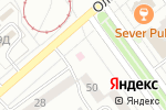 Схема проезда до компании Секрет в Волжском