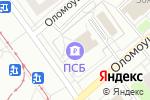 Схема проезда до компании Промсвязьбанк, ПАО в Волжском