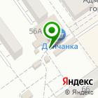 Местоположение компании Семёныч