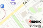 Схема проезда до компании Южный двор в Волжском