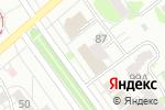 Схема проезда до компании Магазин детской одежды в Волжском