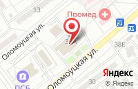 Схема проезда до компании Пятерочка в Волжском