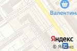 Схема проезда до компании Аэропорт-Сервис в Волжском