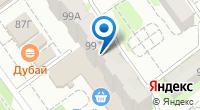 Компания Банкомат, АКБ Росбанк на карте