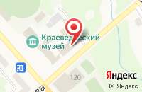 Схема проезда до компании КОТЕЛЬНЫЕ ТЕПЛОВЫЕ СЕТИ МУП в Котово