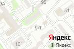 Схема проезда до компании Продуктовый магазин в Волжском