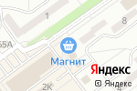 Схема проезда до компании Магнит в Волжском