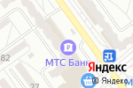 Схема проезда до компании 220 Вольт в Волжском