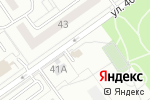 Схема проезда до компании Гелидор в Волжском