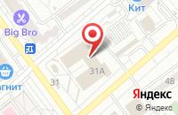 Схема проезда до компании Мама Рама в Волжском