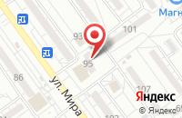 Схема проезда до компании Аквариум в Волжском
