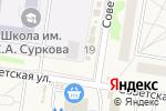 Схема проезда до компании Дубки в Богословке