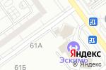 Схема проезда до компании Soroka в Волжском