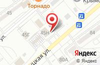 Схема проезда до компании Фунт Мяса Гриль в Волжском