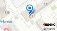 Компания Диатон на карте