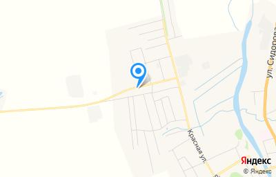 Местоположение на карте пункта техосмотра по адресу Нижегородская обл, с Починки, ул Зеленая, стр 85