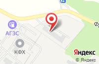Схема проезда до компании Son & С в Богословке