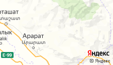 Отели города Урцадзор на карте