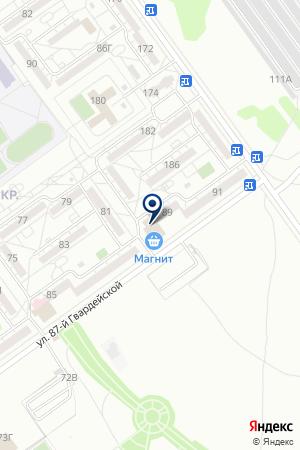 МЕЛИХОВ В. Г. на карте Волжского