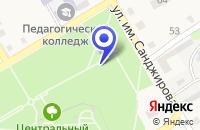 Схема проезда до компании ДУБОВСКИЙ ДЕРЕВООБРАБАТЫВАЮЩИЙ ЗАВОД в Дубовке