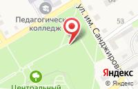 Схема проезда до компании ДУБОВСКИЙ МОЛОЧНЫЙ ЗАВОД в Дубовке