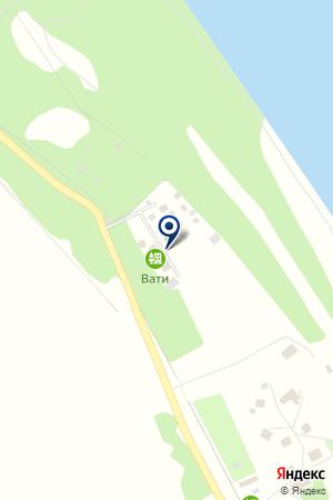 ВАТИ на карте Средней Ахтубы