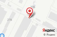 Схема проезда до компании ВЗТМ в Волжском