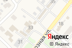 Схема проезда до компании Магазин строительных материалов в Средней Ахтубе