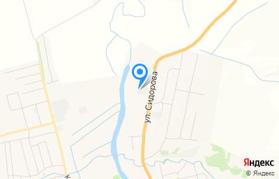 Местоположение на карте пункта техосмотра по адресу Нижегородская обл, с Починки, ул Сидорова, д 143, кв 11