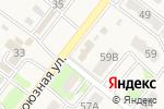 Схема проезда до компании Шиномонтажная мастерская в Средней Ахтубе