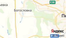 Гостиницы города Малая Валяевка на карте