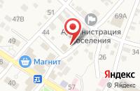 Схема проезда до компании Военкомат Среднеахтубинского района в Средней Ахтубе