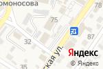 Схема проезда до компании Покупочка в Средней Ахтубе