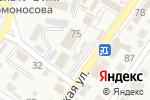 Схема проезда до компании Киоск печатной продукции в Средней Ахтубе