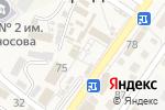 Схема проезда до компании Магазин мясной продукции в Средней Ахтубе
