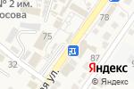 Схема проезда до компании Золотой Стандарт в Средней Ахтубе