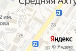 Схема проезда до компании Хлебнаш в Средней Ахтубе