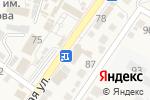 Схема проезда до компании Московская ярмарка в Средней Ахтубе