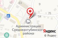 Схема проезда до компании Среднеахтубинская районная дума в Средней Ахтубе