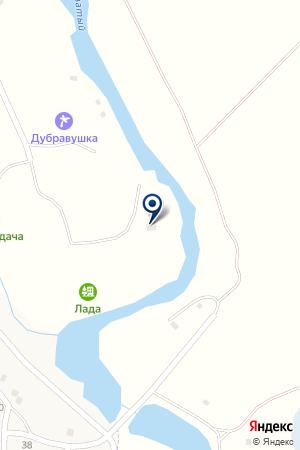 Дубравушка на карте Шумроватого