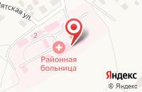 Схема проезда до компании Среднеахтубинская центральная районная больница в Средней Ахтубе