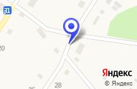 Схема проезда до компании ВЕТЛУЖСКО-УНЖЕНСКИЙ ЛЕСХОЗ в Семенове