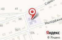 Схема проезда до компании Суходольская средняя общеобразовательная школа в Суходоле