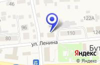 Схема проезда до компании БУТУРЛИНСКИЙ РАЙОННЫЙ СУД в Бутурлино