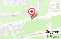 Схема проезда до компании Строй-Сервис в Пензе