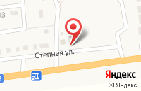 Схема проезда до компании Лидия в Райгороде